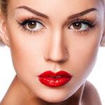 Lippen Volumen